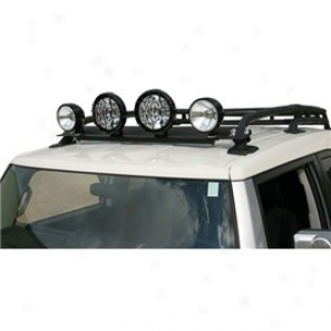 Tuffy Security Products Fj Cruiser Lighy Bar Assembly Black