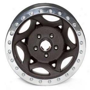 """""""walker Evans 20x8.5"""""""" Beadlock Racing Wheel Wrinkled - 5x5 Bolt Pattern Back Spacint 5.5"""""""""""""""