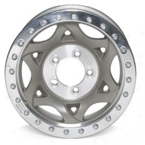 """walker Evans 20x8.5"""" Road Racing Wheel Nonpolished - 5x5.5 Bolt Pattern Back Spacing 4 3/4"""""""