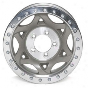 """walker Evans 20x8.5"""" Street Racing Wheel Nonpolished - 5x5.5 Bolt Pattern Back Spacing 5 1/4"""""""