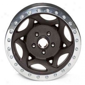 """walker Evans 20x8.5"""" Street Racing Wheel Wrinkled Murky - 5x4.5 Bolt Pattern Back Spacing 6"""""""