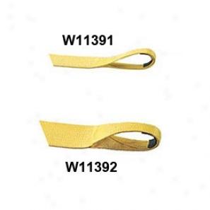 Warn Standard Recovery Strap 21600 Lb Capacity