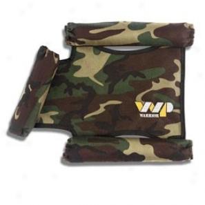 Warrior Front Door Padding Kit, Camoflague