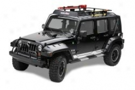 Warrior Safari Roof Rack Basket Only