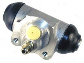 Gyrate Cylinders Rear Left Siide