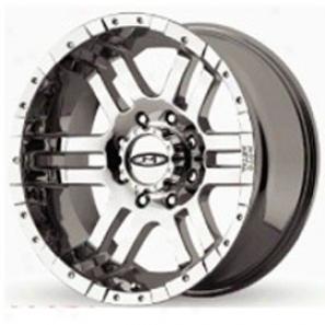 Wheel Moto Metal 951 Series Chrome