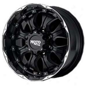 Wheel Moto Metal 959 Series Matte Black