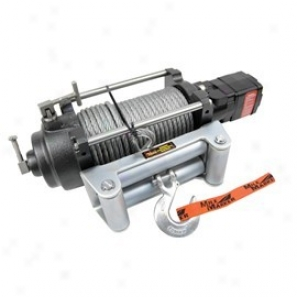 Winch Hydraulic H Series 12,000 Lb. 12v Winch 2-speed-ductile Iron Case