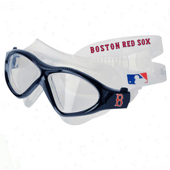 Boston Red Sox Team Swim Gotgles