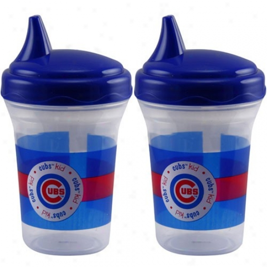 Chicago Cubs 2-pack 5oz. Sippy Cups