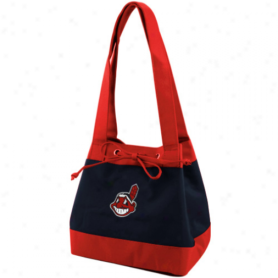 Cleveland Indians Insulated Lunch Tote
