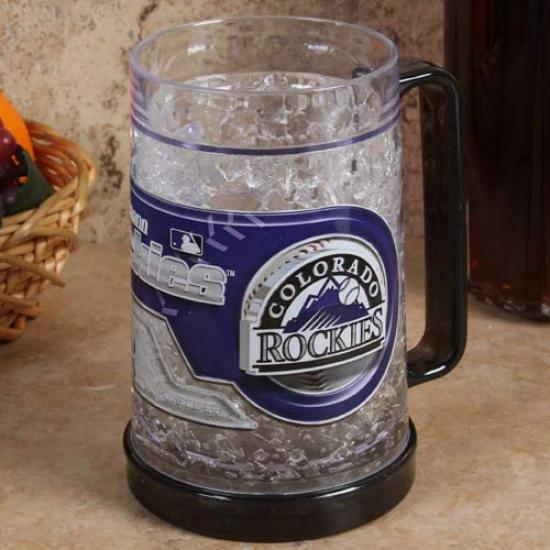 Colorado Rockies 16oz. H-idef Freezer Mug  -