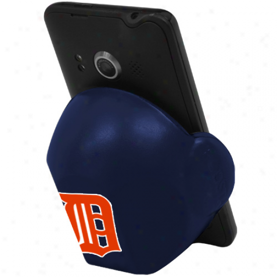 Detroit Tigers Navy Blue Podsta Smartphone Stand