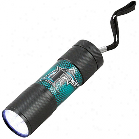 Florida Marlins Mini Led Flashlight