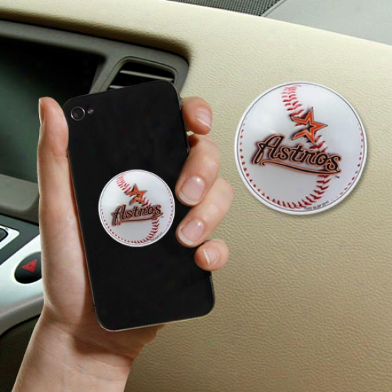 Houston Astros No-sllip Cell Phone Grip