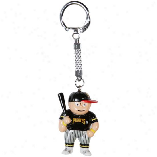 Pittsburgh Pirates Lil' Brat Keychain