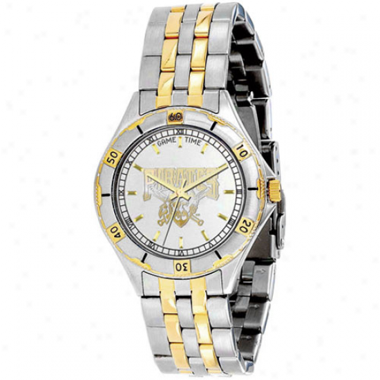 Pittsburgh Pirates Stainless Steel General Manager Watch