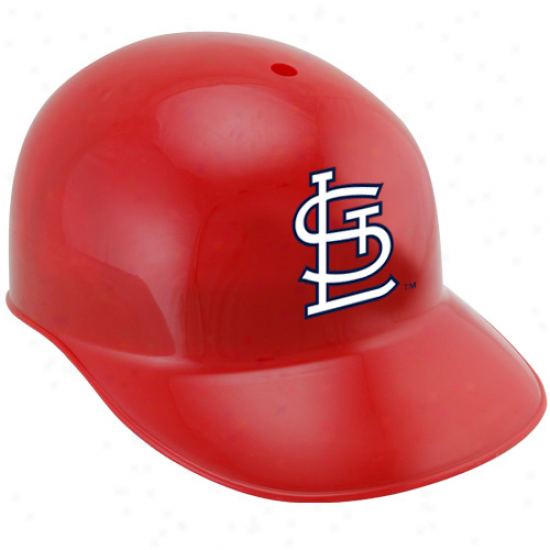 Rawlings St. Louis Cardinals Red Autograph copy Batting Helmet