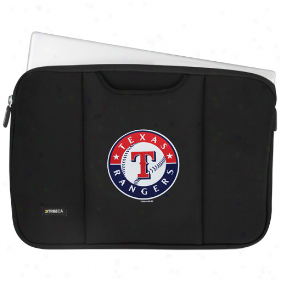 Texas Rangers 13'' Laptop Sleeve