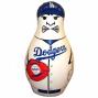 L.a. Dodgers 40'' Inflatable Baseball Buddu Punching Bag