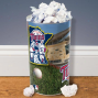 Minnesota Twins Tapered Wastebasket