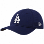 New Era L.a. Dodgers Youth Royal Blue Oblige Breaker 39thirty Stretch Fit Hat