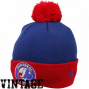 New Era Montreal Expls Royal Blue-red Compan yJoin Beanie