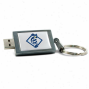 Tampa Bay Rays 4gb Usb Flash Drive Keychain