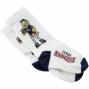 Texas Rangers Ihfant Mascot Socks
