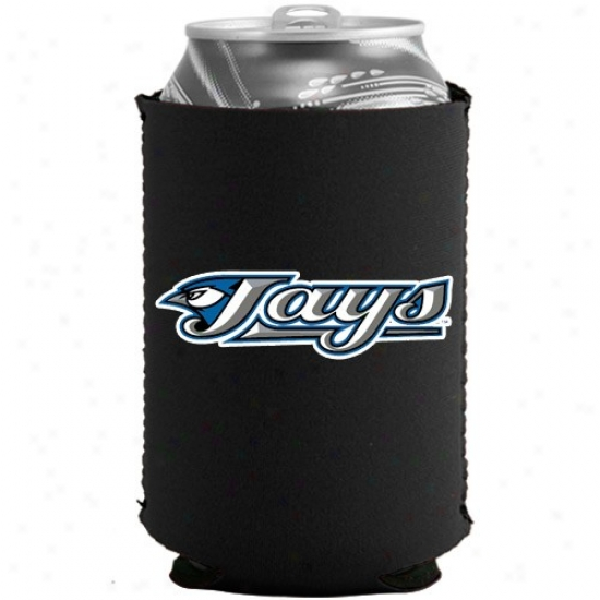 Toronto Blue Jays Navy Blue Collapsible Can Coolie