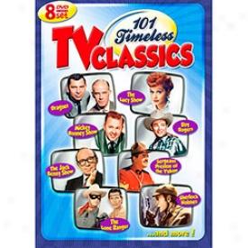 101 Timeless Tv Classics Dvd
