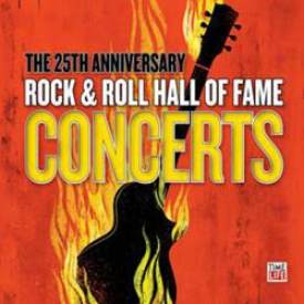 25th Anniversary Rock And Roll Public room Of Fame Concerts Cd Cd