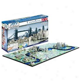 4d Cityscape Puzzles London