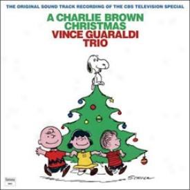 A Charlie Brown  Chrietmas Cd Cdaudio