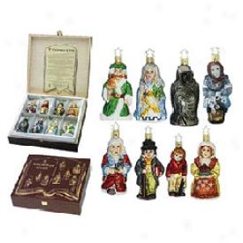 A Christmas Carol Ornament Gift Set