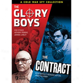 AC old War Spy Collection: The Contract And The Glory Boys Dvd