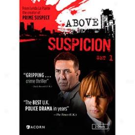Above Suspicion Set 1 Dvd