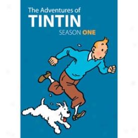 Advntures Of Tintin While One