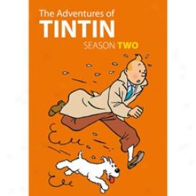 Advntures Of Tintin Season Two