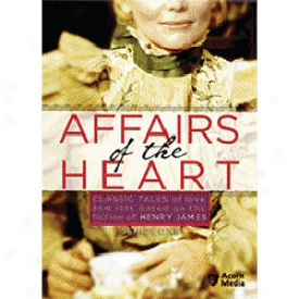 Affairs Of The Heart Series 1 Dvd