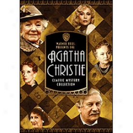 Agatha Christie Classic Mystery Colledtion Dvd
