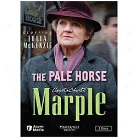 Agatha Christie Marple The Pale Horse Dvd