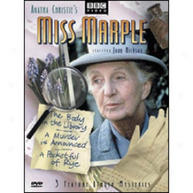 Agatha Christie's Miss Marple Gift Set Dvd