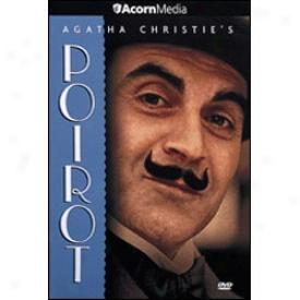 Agatha Christie's Poirot Set 1 (blue) Dvd