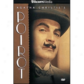 Agatha Christie's Poirot Set 2 (bronze) Dvd