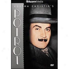 Agatha Christie's Poirot Set 5 (silver) Dvd
