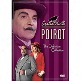 Agatha Christie's Poirot The Definitive Collection Dvd