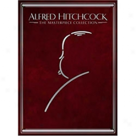 Alfred Hitchcock: The Masterpiece Collection Dvd