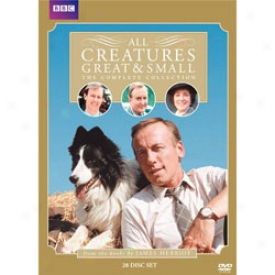 All Creatures Great And Small Complete Collection Dvd