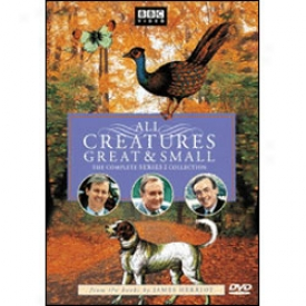 All Creatures Great And Small Series 2 Dvd